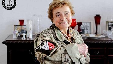 "major Halina Jędrzejewska ps ""Sławka"""
