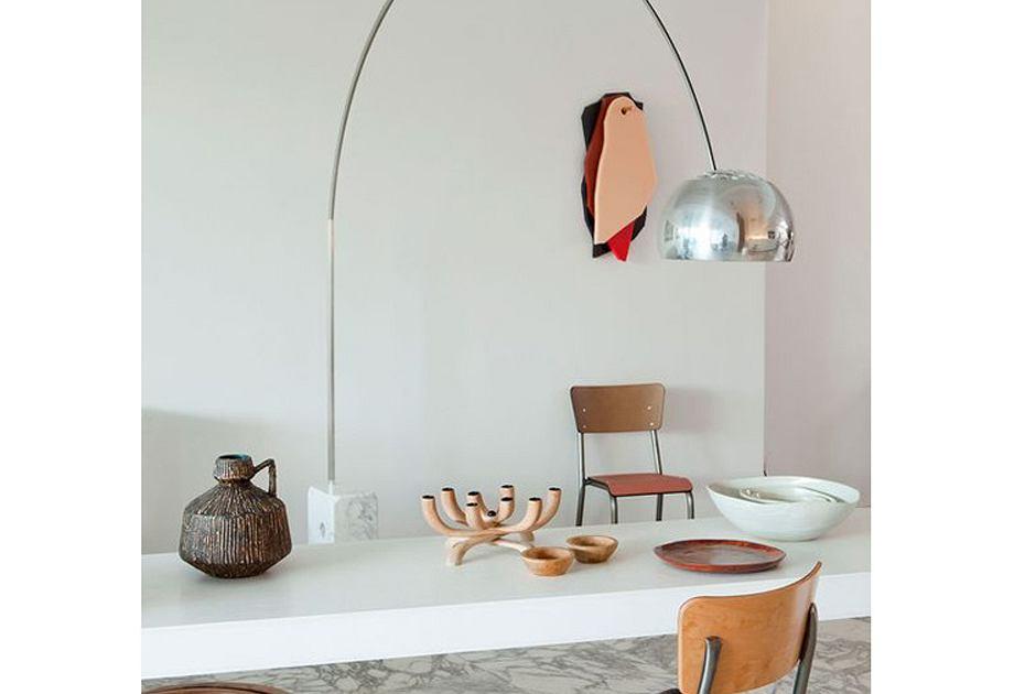 Lampa Arco - nowoczesna i praktyczna