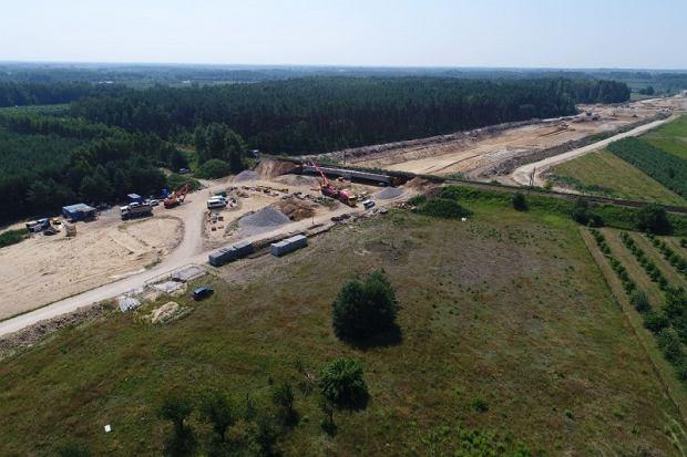Budowa trasy S7, GDDKiA