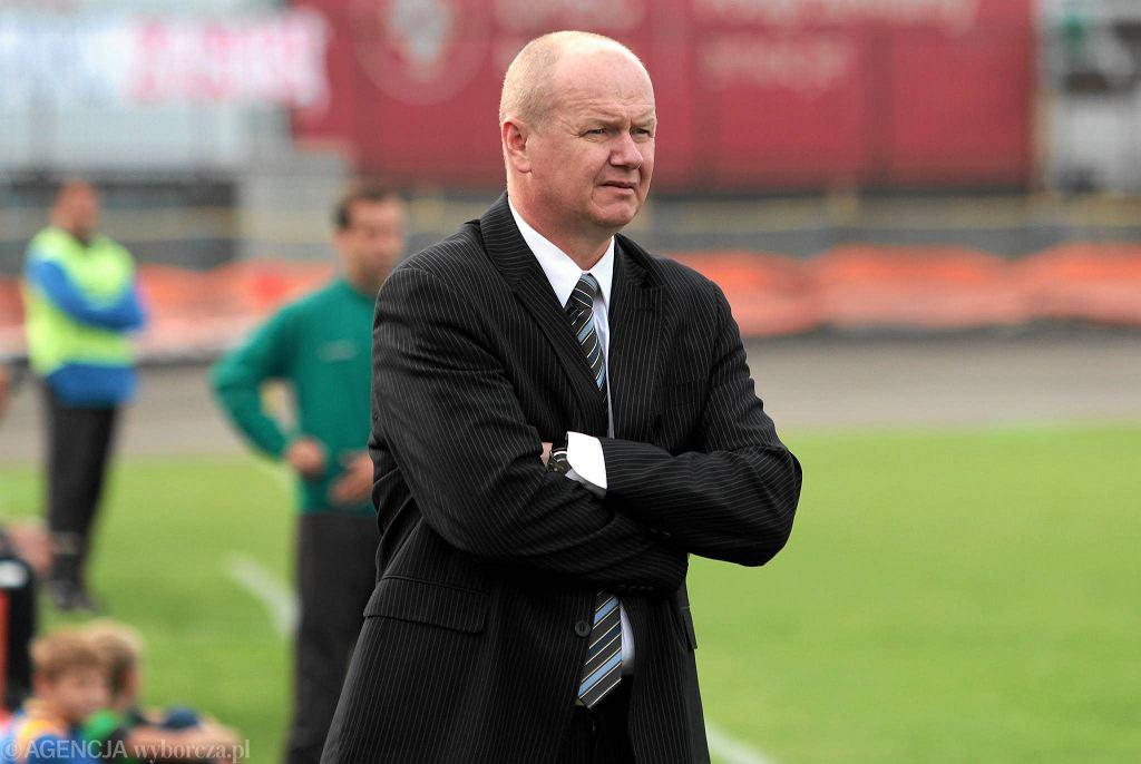 Trener Motoru Robert Kasperczyk