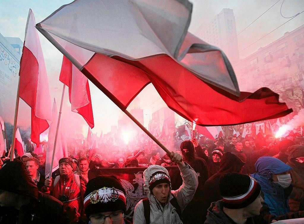 11.11.2013 r. Marsz Niepodległości