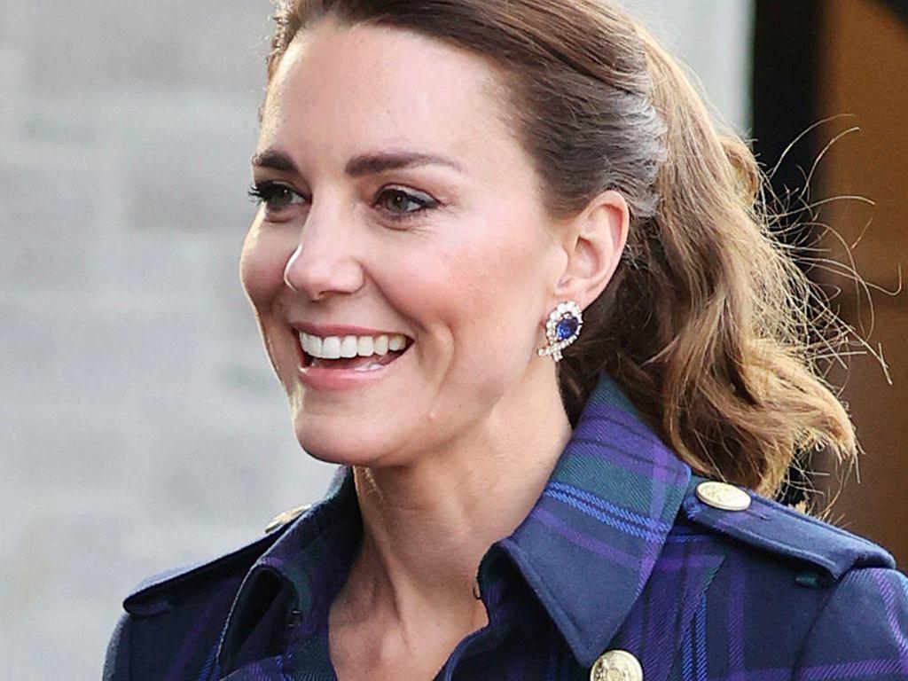 Księżna Kate i książę William w Szkocji