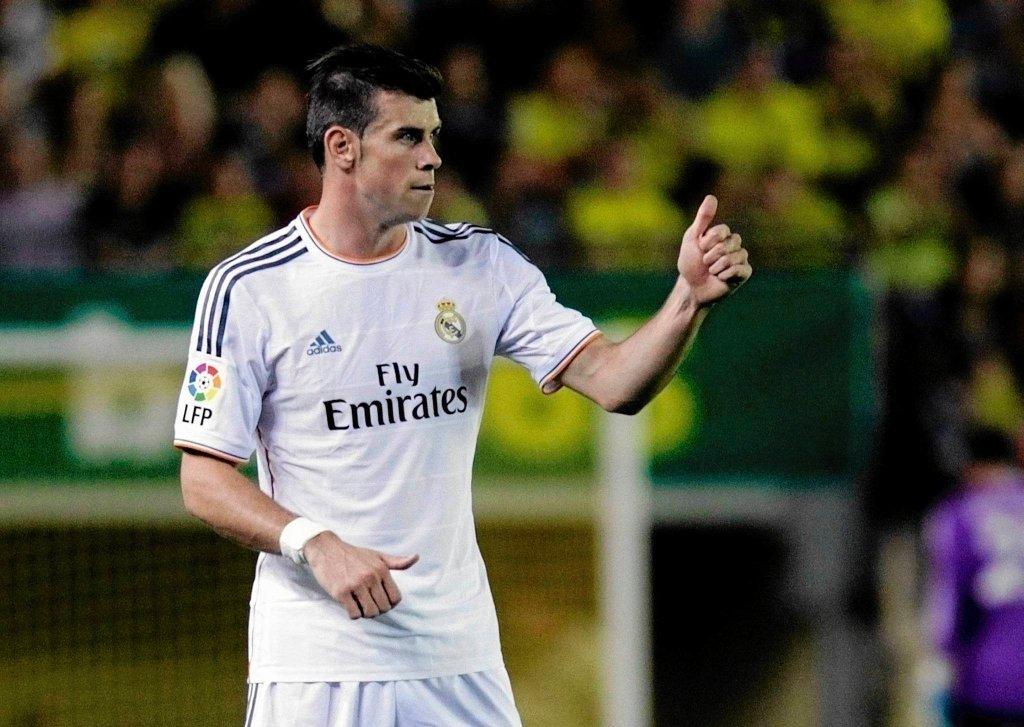 Garteth Bale