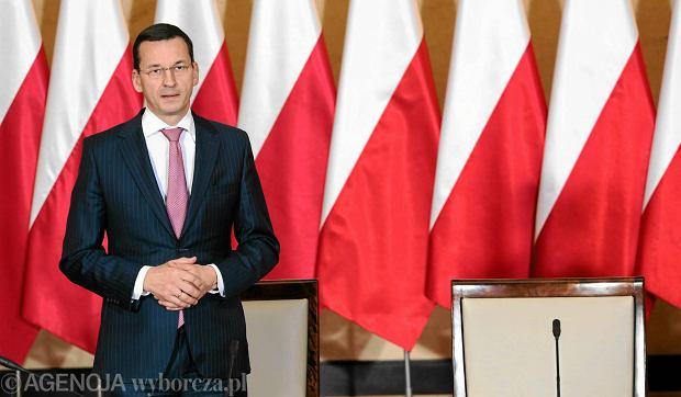 Morawiecki cementuje relacje z Łukaszenką