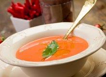 Zupa pomidorowa z mlekiem kokosowym - ugotuj