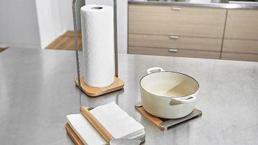 Prosty stojak na ręcznik papierowy