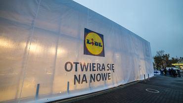 600. sklep Lidla (Poznań, ul. Wilkońskich)