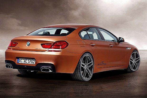 Moc wzrośnie w modelu 640d z 313 KM do 360 KM. W wersji benzynowej z 320 KM również do 360 KM