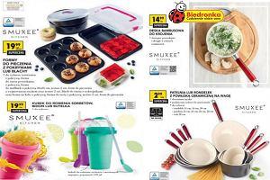 Kolorowe akcesoria do kuchni od Biedronki!