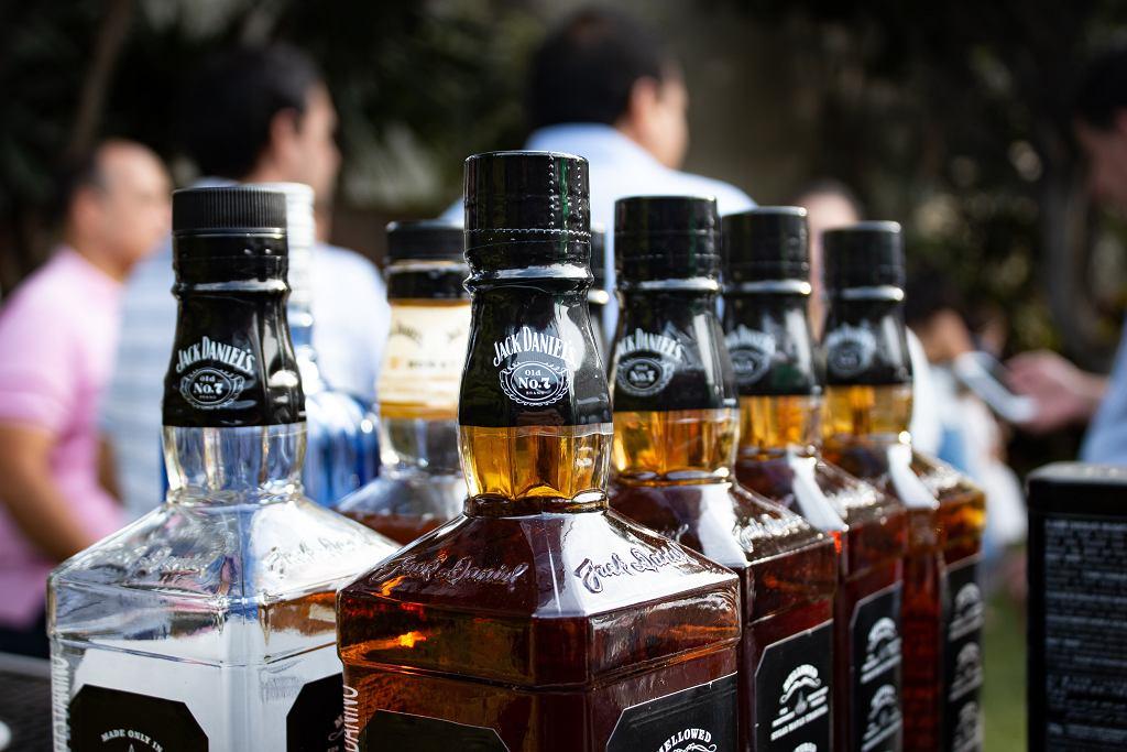 Jack Daniel's (zdjęcie ilustracyjne)