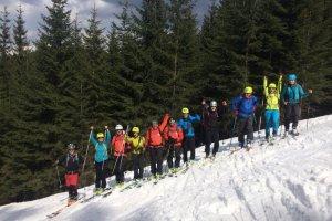 Bezpieczny Skituring - o bezpieczeństwie narciarzy i przyrody