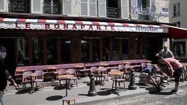 Francja. Rekordowy spadek PKB w drugim kwartale 2020