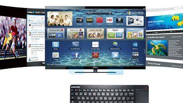 Smart TV: telewizor w sieci