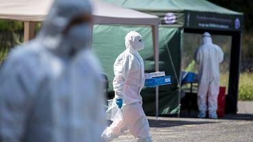 Wielkopolska: zakład drobiarski Ami wstrzymał pracę. 233 pracowników zakażonych koronawirusem (zdjęcie ilustracyjne)