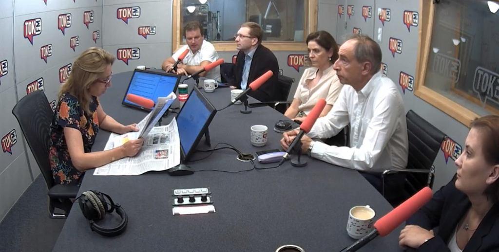 Jacek Wilk, Paweł Lisiecki, Joanna Mucha, Władysław Teofil Bartoszewski, Paulina Piechna-Więckiewicz