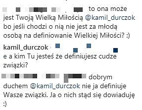 Durczok odpowiada internaucie
