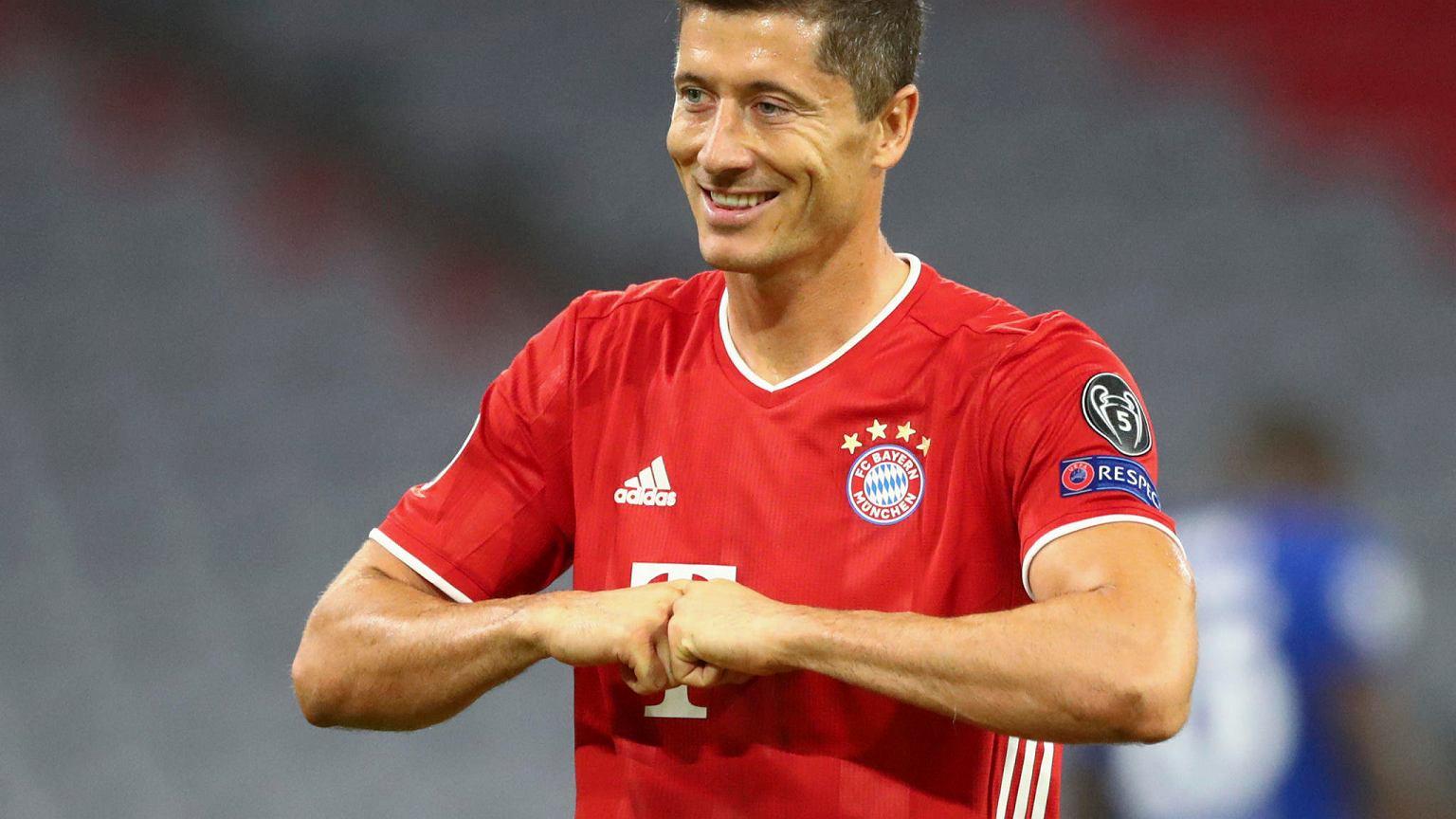 Robert Lewandowski skomentował zwycięstwo Bayernu. Dodał wpis na Instagramie Piłka nożna - Sport.pl