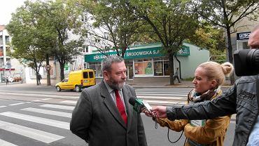 Rafał Zapadka, kandydat Nowej Prawicy na prezydenta Gorzowa