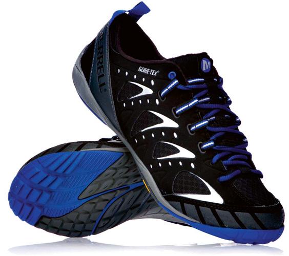 bieganie, buty sportowe, Bieganie naturalne: najlepsze buty, Merrell