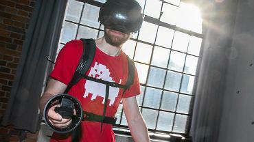 VRhalla, czyli arena do gry w wirtualnej rzeczywistości powstała we Wrocławiu