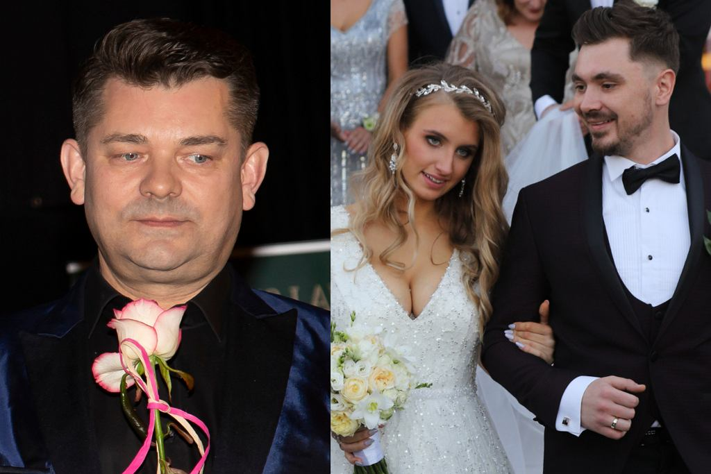 Zenek Martyniuk, Daniel Martyniuk ślub