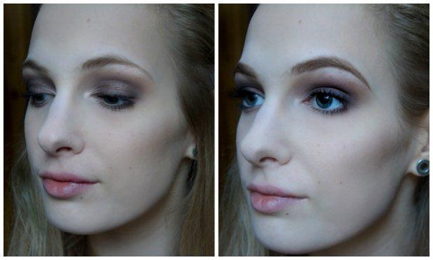 zero makijażu i ołówek Brow Satin