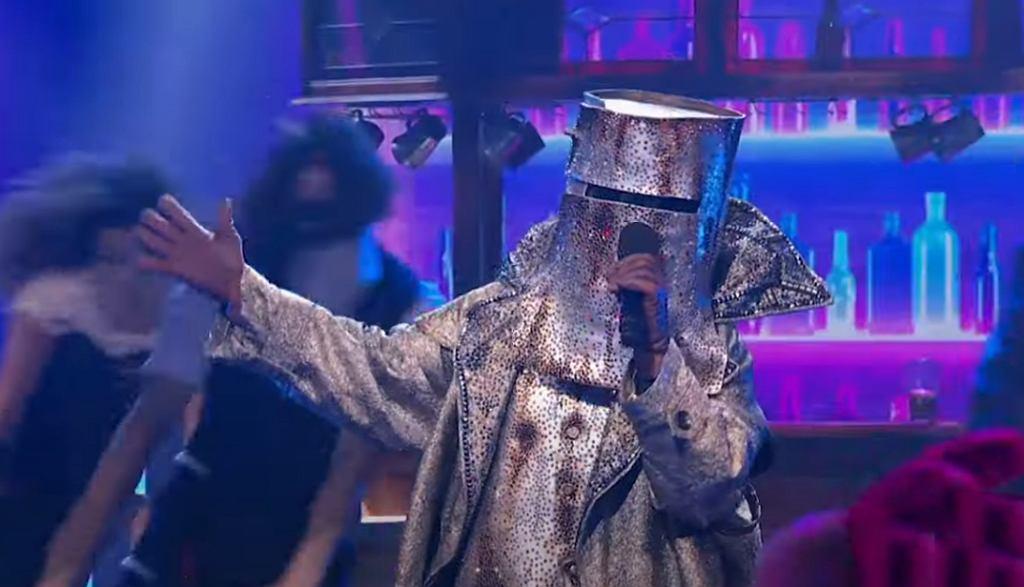 Bushranger's 'Poker Face' Performance | The Masked Singer Australia