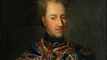 Król Szwecji Karol XII Wittelsbach (1682-1718) na portrecie nieznanego malarza datowanym na pierwsze lata XVIII w. Jeden z najwybitniejszych wodzów epoki. Świetnie wykształcony, niezwykle uprzejmy, a jednocześnie bezwzględny i brutalny. Zawsze podkreślał swój związek z ludem i armią. Słynął z osobistej odwagi, a żołnierze otaczali go nieomal kultem.