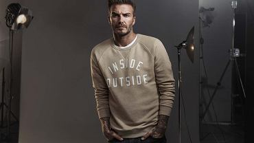 David Beckham dla H&M 2015