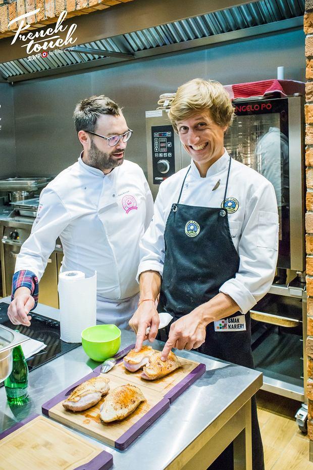 Pojedynek kulinarny French Touch