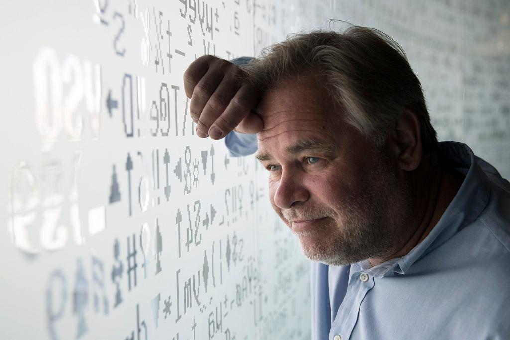 Jewgienij Kaspierski, założyciel i szef Kaspersky Lab