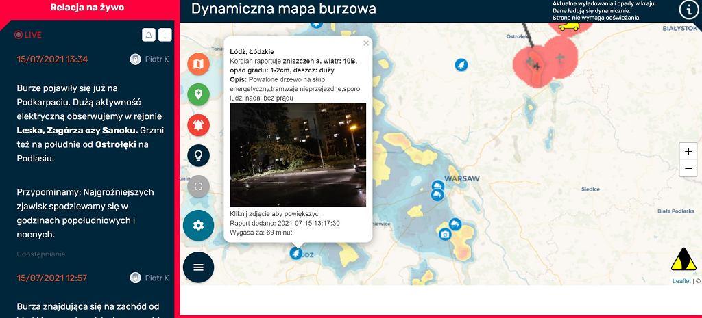 Strona Obserwatorzy.info