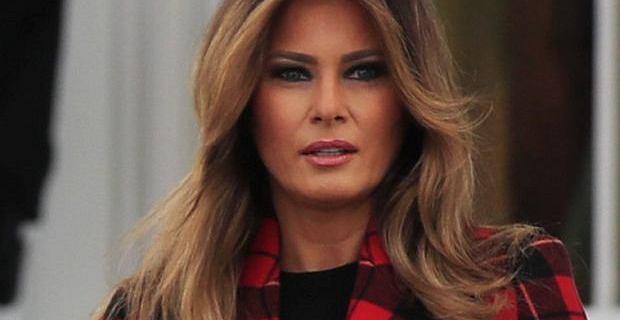 Melania Trump jest blondynką! Internauci nie mają litości