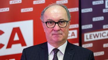 Przewodniczący Nowej Lewicy Włodzimierz Czarzasty