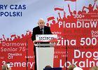 """Wybory parlamentarne 2019. Sala skanduje na konwencji PiS: """"Edward, Edward"""". Kaczyński o nowej elicie ekonomicznej"""