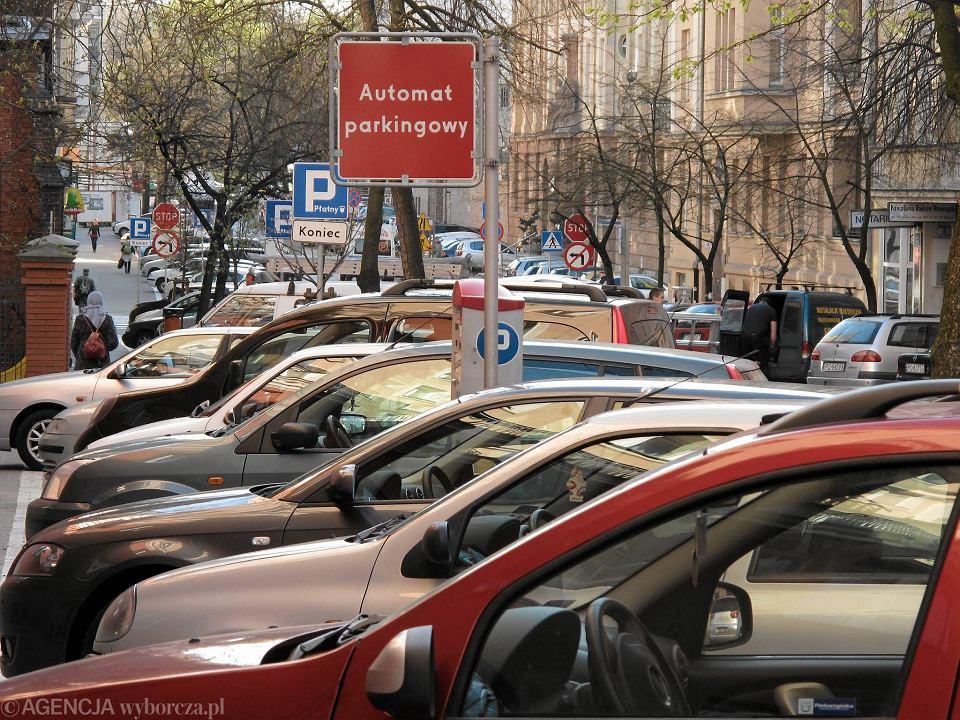 Strefa Parkowania Poznań