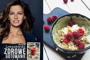 Inspiracje na fit dania! Książki z przepisami Chodakowskiej i Lewandowskiej