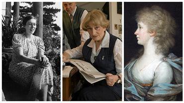 Niezwykłe Dolnoślązaczki. Na zdjęciach: Freya von Moltke, Ewa Szumańska-Szmorlińska i Friederike von Reden