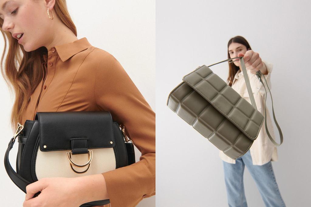 tanie torebki z sieciówek