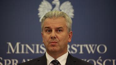 Były minister sprawiedliwości Cezary Grabarczyk