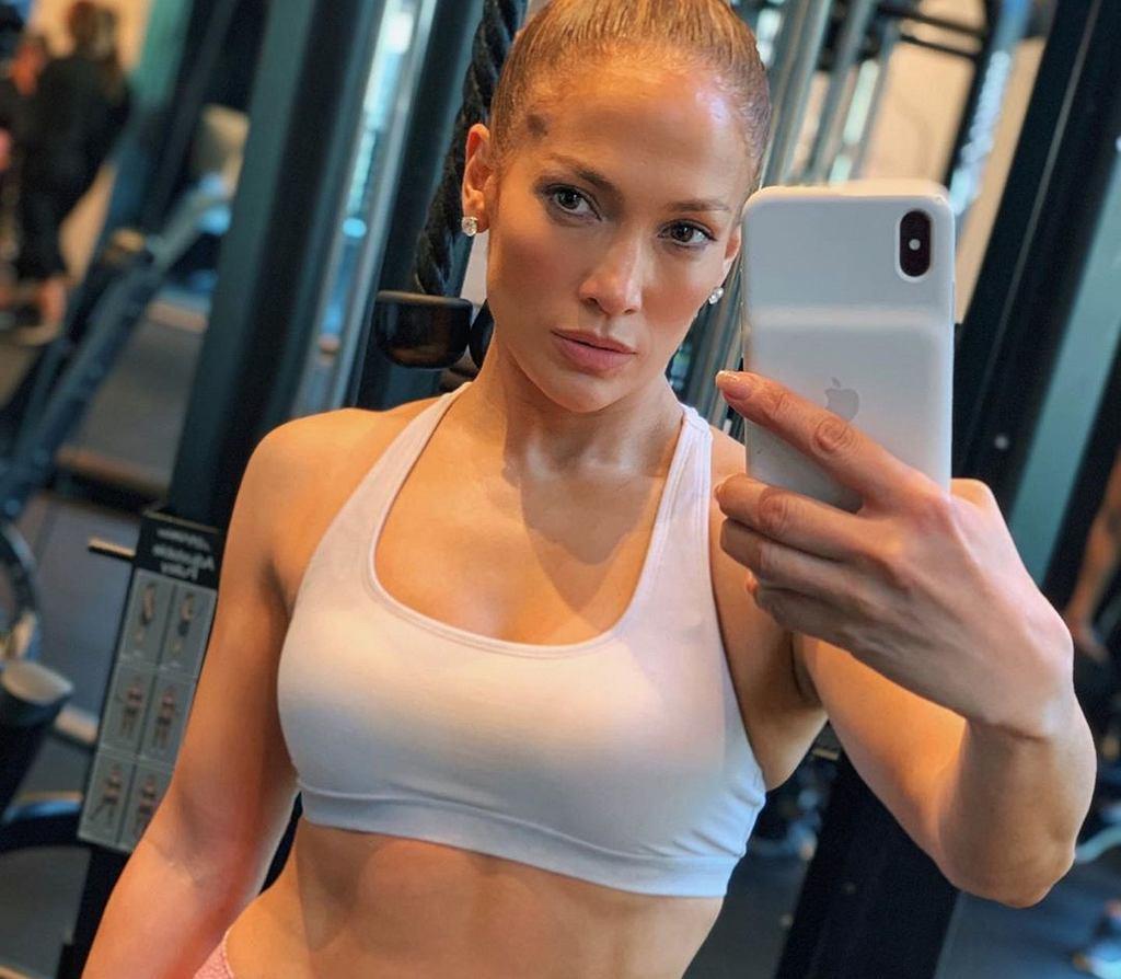 Jennifer Lopez dieta i ćwiczenia