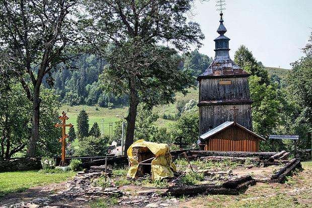 Komańcza, Beskid Niski, czyli Polska z dala od cywilizacji / fot. CC BY-SA 2.0 Szymon Nitka/Flickr.com