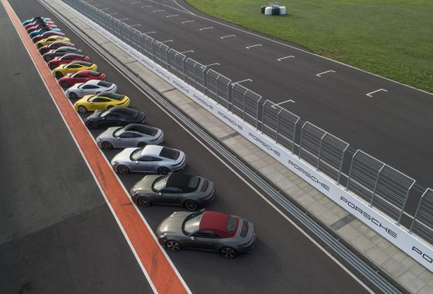 Porsche Track Experience Masters