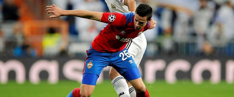 Liga Mistrzów. Real Madryt znów przegrał z CSKA Moskwa