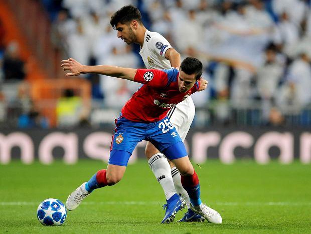 Zdjęcie numer 1 w galerii - Liga Mistrzów. Real Madryt znów przegrał z CSKA Moskwa