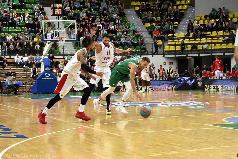 Zdjęcie numer 14 w galerii - Bez niespodzianek, CSKA dała Stelmetowi lekcję koszykówki [ZDJĘCIA]