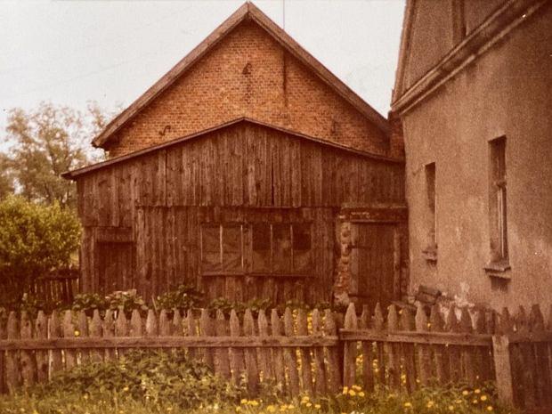 W tym kurniku mieszkała rodzina pani Agnieszki (fot. arch. prywatne)