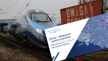 CPK rozpoczyna inwestycję od Wałbrzycha do granicy z Czechami