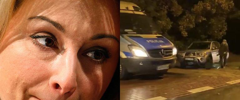 Martyna Wojciechowska pokazała nagrania z przygotowań do protestów. Była oburzona