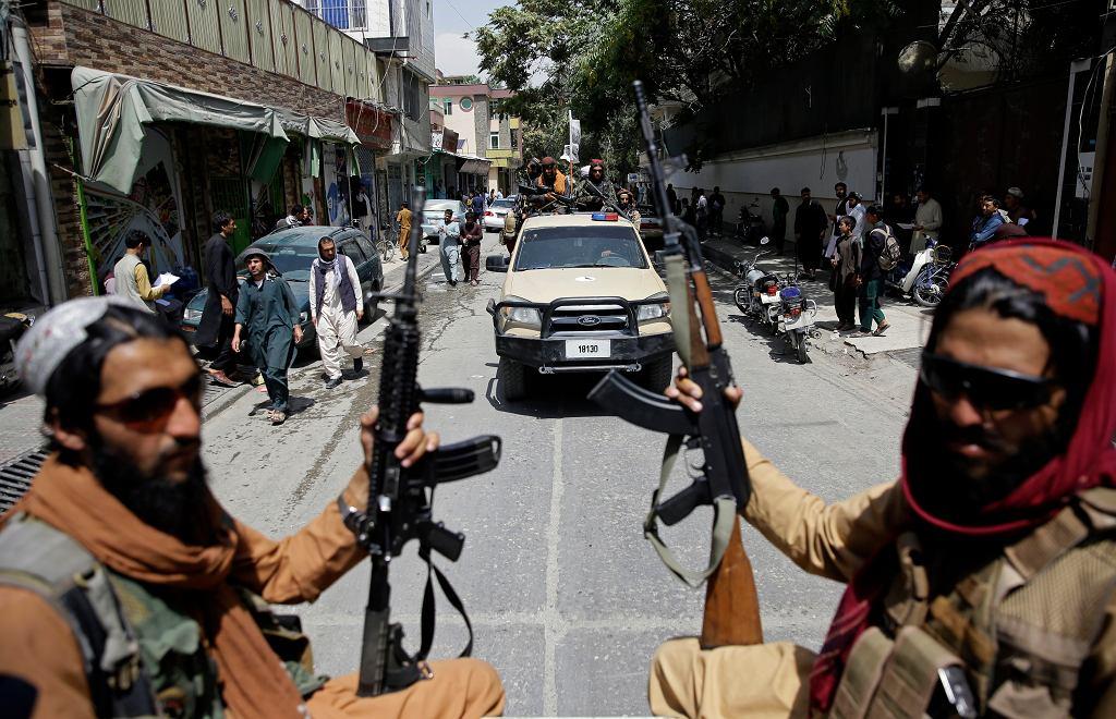 Talibowie w Afganistanie